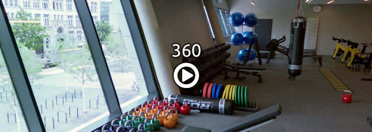 360 Grad Tour Personal Training Dresden